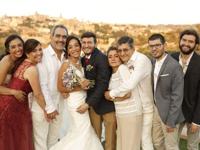 La boda de Daniel Arturo  y Maria Camila en Toledo, Toledo 23