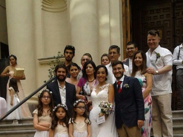 La boda de Daniel Arturo  y Maria Camila en Toledo, Toledo 37