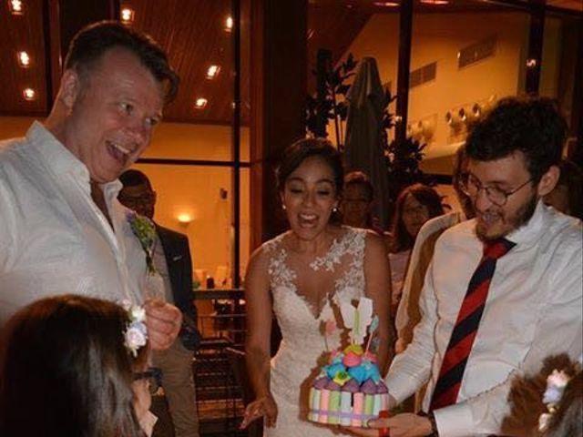 La boda de Daniel Arturo  y Maria Camila en Toledo, Toledo 44