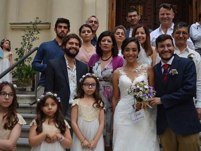 La boda de Daniel Arturo  y Maria Camila en Toledo, Toledo 47