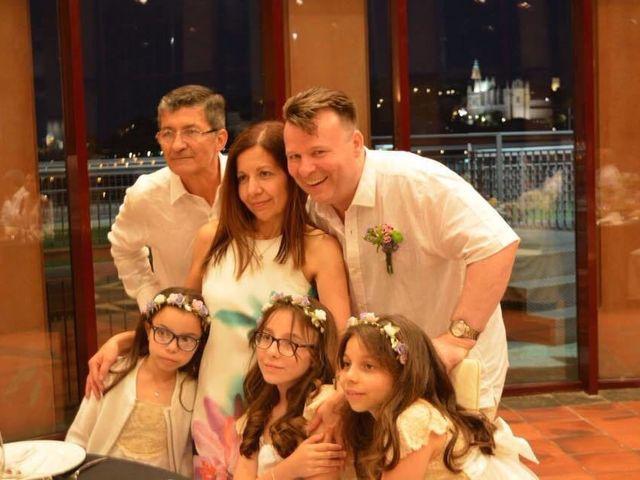 La boda de Daniel Arturo  y Maria Camila en Toledo, Toledo 50