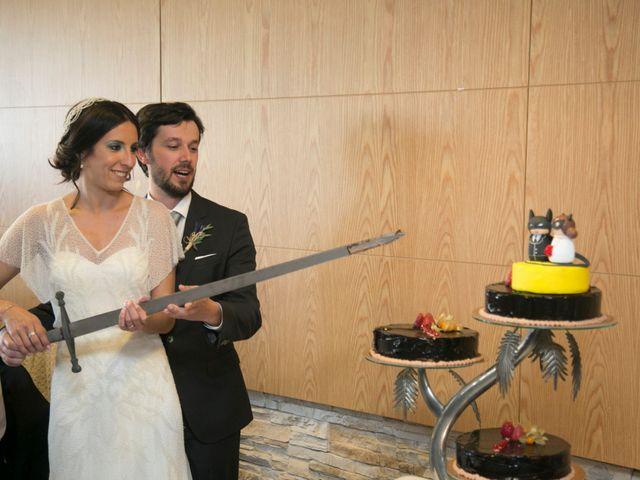 La boda de Toni y Elena en Alcoleja, Alicante 2