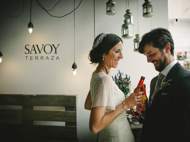 La boda de Toni y Elena en Alcoleja, Alicante 3
