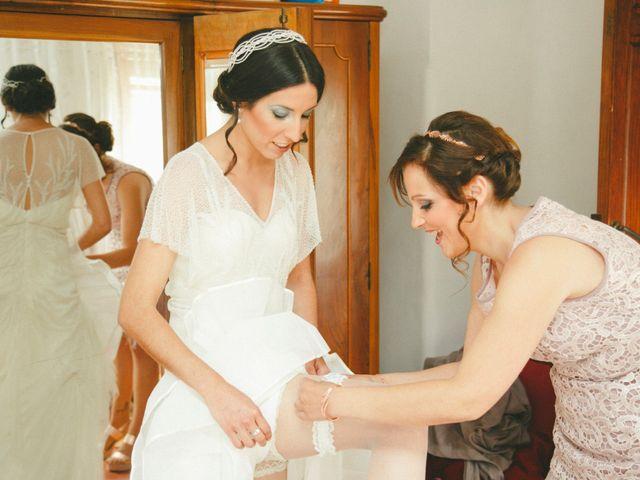 La boda de Toni y Elena en Alcoleja, Alicante 6