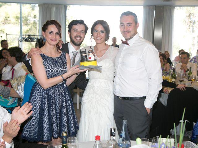La boda de Toni y Elena en Alcoleja, Alicante 8