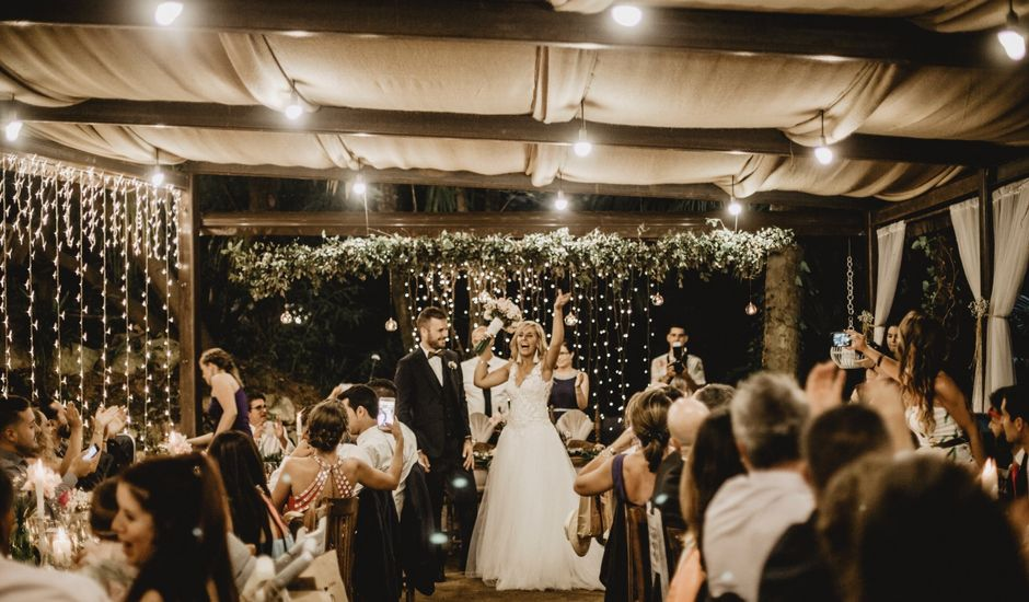 La boda de Rebeca y Javier en Arbucies, Girona