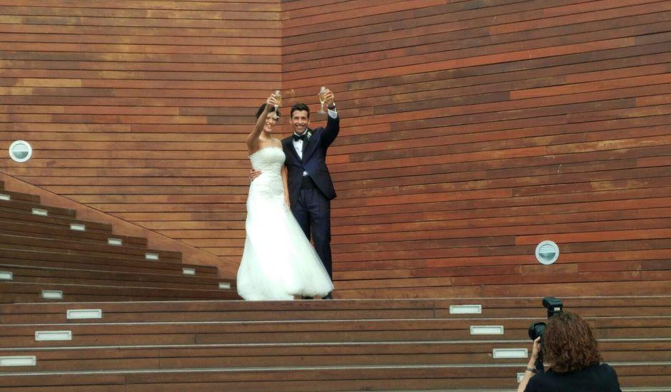 La boda de Pedro y Isabel en Zaragoza, Zaragoza