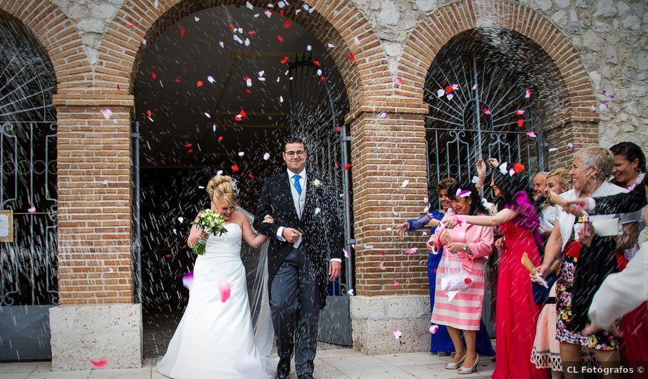 La boda de Christian y Amparo en Cubas De La Sagra, Madrid