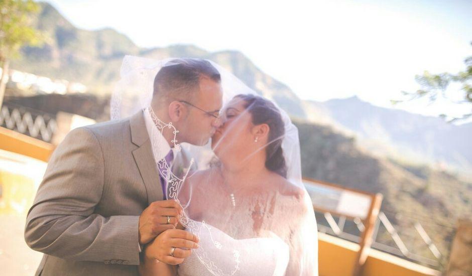 La boda de Ivan y Davinia en Valsequillo (Telde), Las Palmas