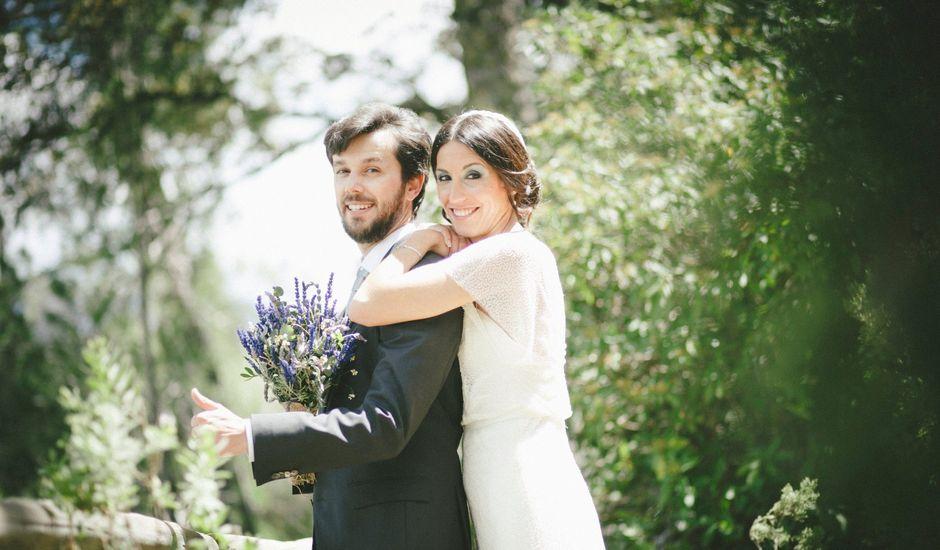 La boda de Toni y Elena en Alcoleja, Alicante
