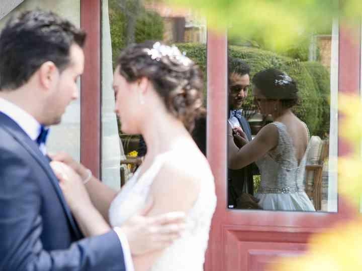 La boda de Sofía y José Luis