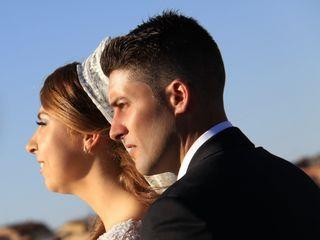 La boda de Alba y Vidal