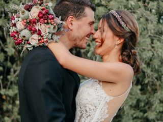 La boda de Jessica y Sergi
