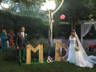 La boda de Miguel  y Diana
