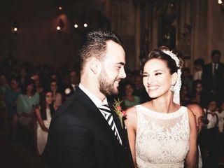 La boda de Maria y Chechu