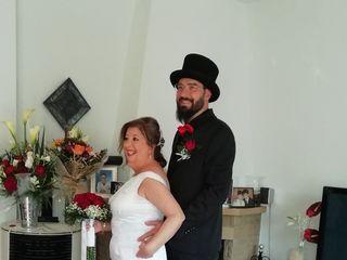 La boda de Ines y Jordi 1