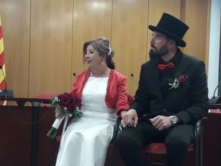 La boda de Ines y Jordi