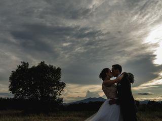 La boda de Marina y Mia