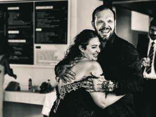 La boda de Kayleigh y Mark