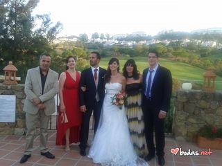 La boda de Roberto y Dimity 2