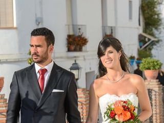 La boda de Roberto y Dimity