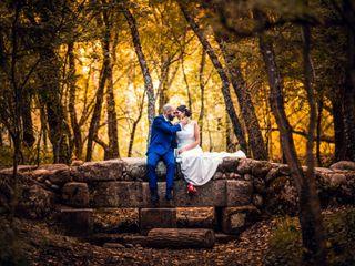 La boda de Patri y Josu