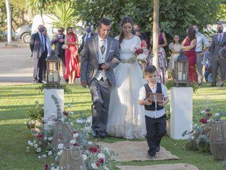 La boda de Verónica y Moisés