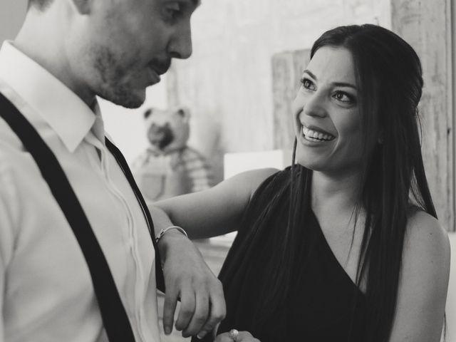 La boda de Sergi y Jessica en La Selva Del Camp, Tarragona 3