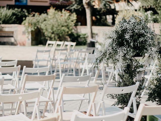 La boda de Sergi y Jessica en La Selva Del Camp, Tarragona 15