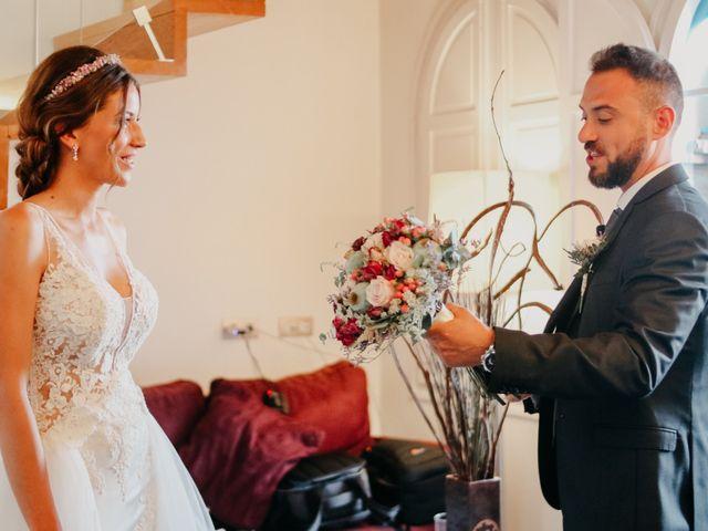La boda de Sergi y Jessica en La Selva Del Camp, Tarragona 28