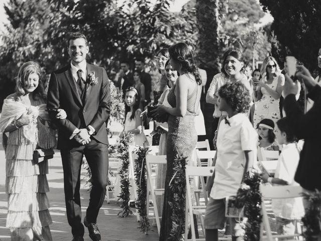 La boda de Sergi y Jessica en La Selva Del Camp, Tarragona 32