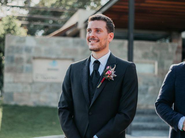 La boda de Sergi y Jessica en La Selva Del Camp, Tarragona 36