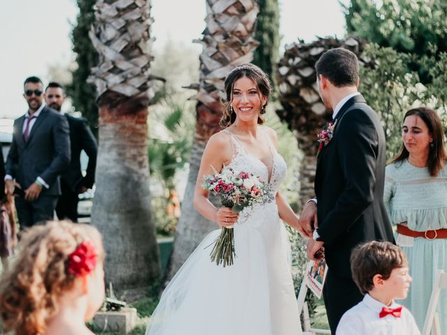 La boda de Sergi y Jessica en La Selva Del Camp, Tarragona 37