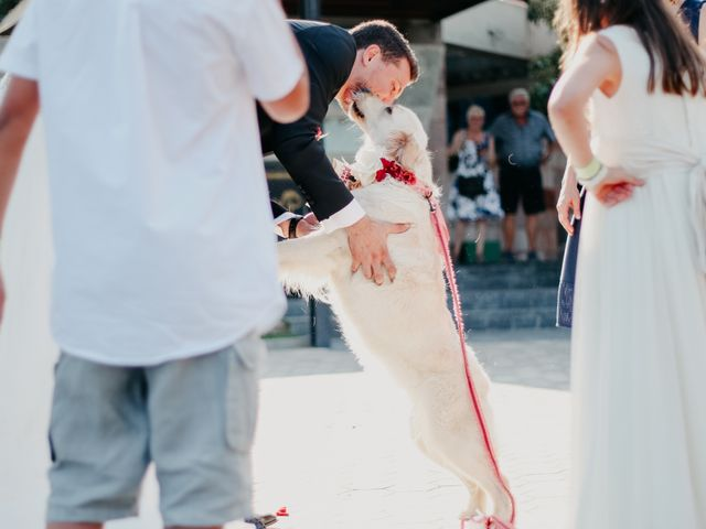 La boda de Sergi y Jessica en La Selva Del Camp, Tarragona 40