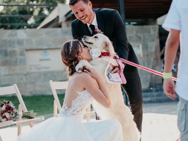 La boda de Sergi y Jessica en La Selva Del Camp, Tarragona 1