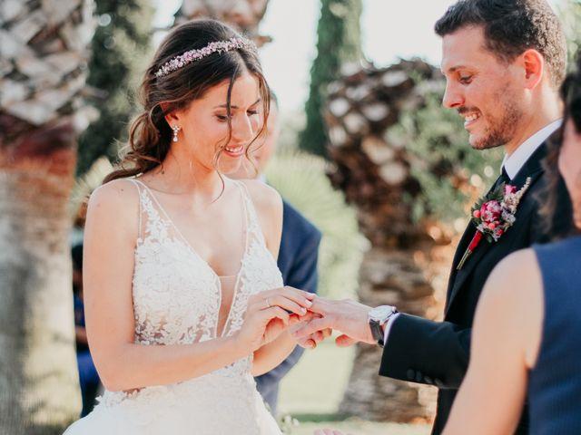 La boda de Sergi y Jessica en La Selva Del Camp, Tarragona 41