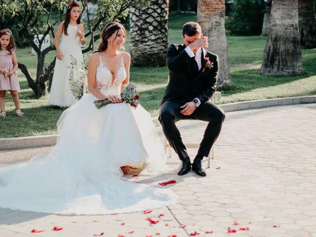 La boda de Sergi y Jessica en La Selva Del Camp, Tarragona 44