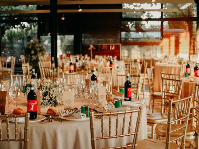 La boda de Sergi y Jessica en La Selva Del Camp, Tarragona 51