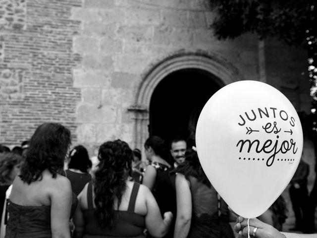 La boda de Adrián y Eva en Guadalajara, Guadalajara 10