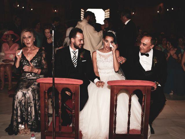 La boda de Chechu y Maria en Alcala La Real, Jaén 13