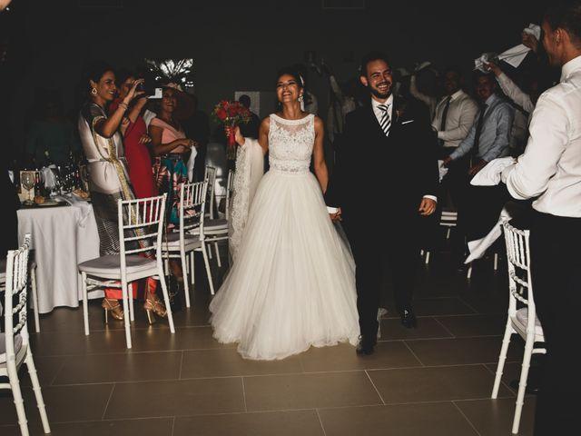 La boda de Chechu y Maria en Alcala La Real, Jaén 17