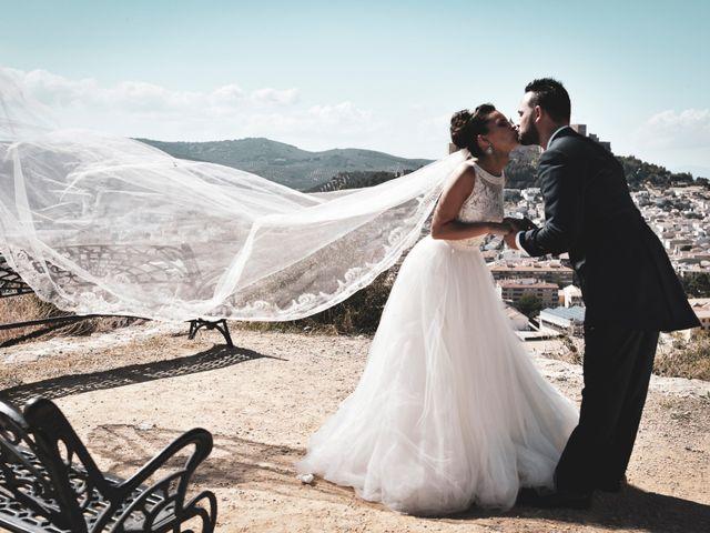 La boda de Chechu y Maria en Alcala La Real, Jaén 22
