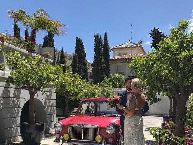 La boda de Sergio  y Beatriz en Granada, Granada 1