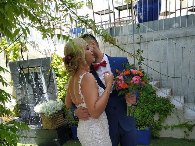 La boda de Sergio  y Beatriz en Granada, Granada 2