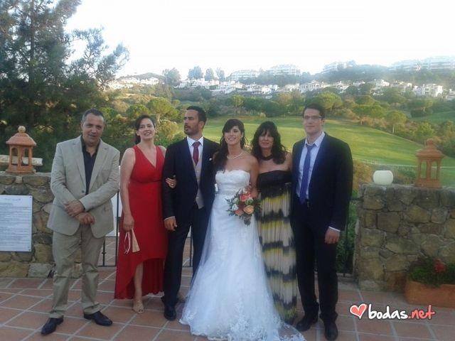 La boda de Dimity y Roberto en Mijas Costa, Málaga 1