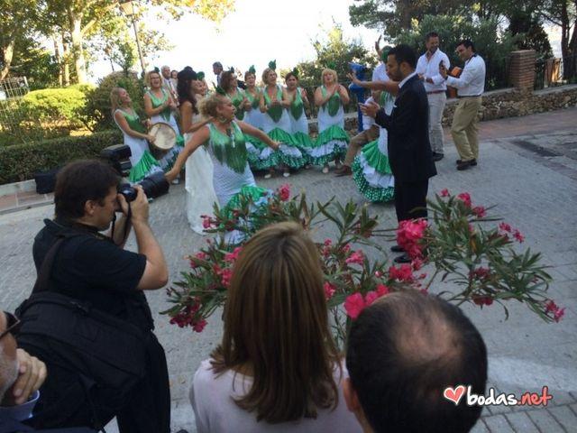 La boda de Dimity y Roberto en Mijas Costa, Málaga 5