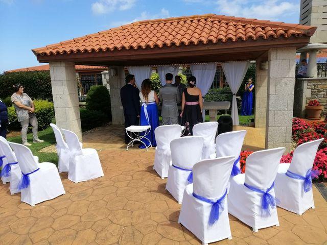 La boda de Diego y Virginia en Aldeola, A Coruña 2