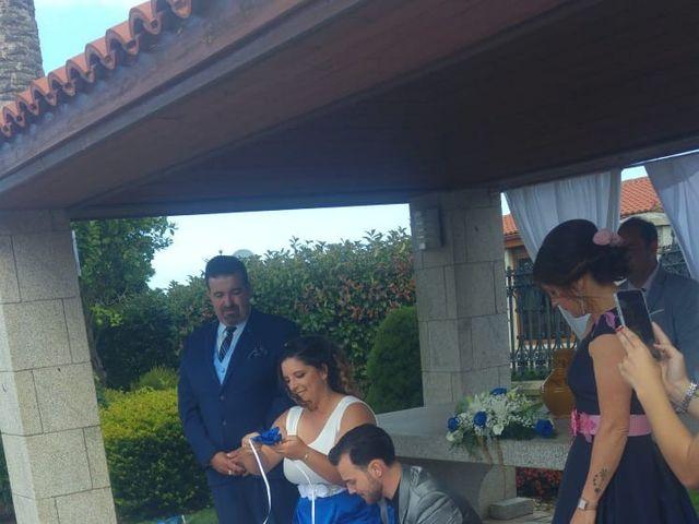 La boda de Diego y Virginia en Aldeola, A Coruña 4
