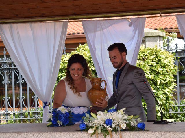 La boda de Diego y Virginia en Aldeola, A Coruña 1