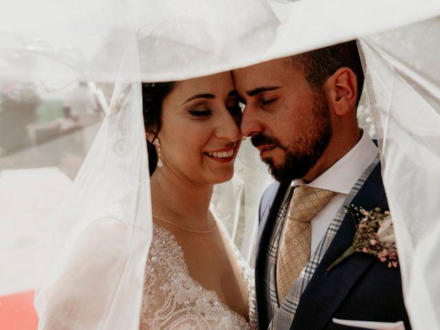 La boda de Alicia y Brigido